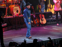 George Strait & friends concert 8/2009